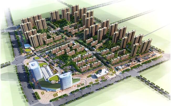 长沙新华联梦想城小区装修