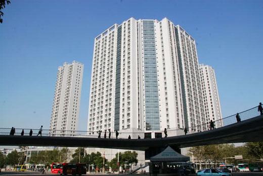 厦门新景国际城小区装修
